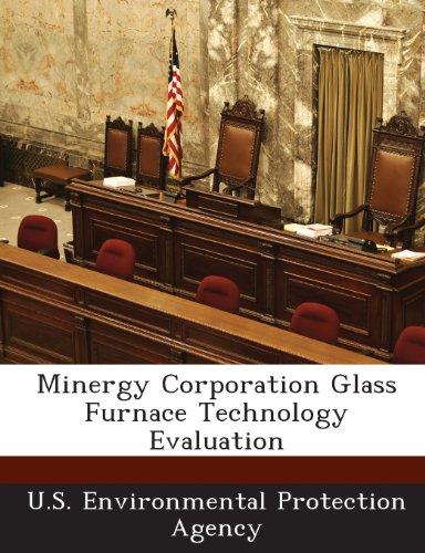 Minergy Corporation Glass Furnace Technology Evaluation