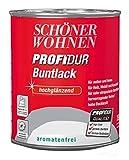 125 ml Schutz Farbe Ral 3583 Malve Schöner Wohnen Profidur Bunt Trend Lack Dose hoch glänzend aromatenfrei innen außen Bowatex