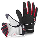 Zookki Cycling Gloves Mountain Bike Gloves Road Racing...