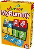 Schmidt Spiele 40512 - My Rummy Junior Ü