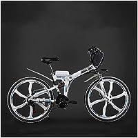 GTYW, Eléctrico, Bicicleta Plegable, Ciudad, Bicicleta De Montaña, Ciclomotor Adulto,