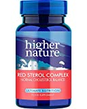Higher Nature Red Sterol Complex Pack of 90