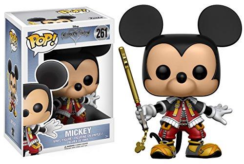 Funko Pop Mickey (Kingdom Hearts 261) Funko Pop Kingdom Hearts