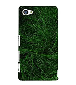 99Sublimation green Grass 3D Hard Polycarbonate Back Case Cover for Sony Xperia Z5 Premium/ Premium Dual