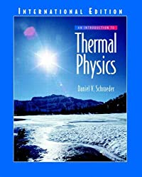 An Introduction to Thermal Physics by Daniel V. Schroeder (2004-05-01)