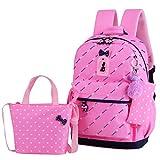 Star Printing Kinder Schultaschen Für Mädchen Teenager Rucksäcke Kinder Orthopädie Schultaschen Rucksack Infantil pink 3