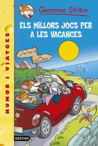 28- Els millors jocs per a les vacances (Catalan Edition) por Geronimo Stilton