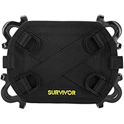 Griffin Survivor Harness - Étui pour tablette de 10,5 po - Noir