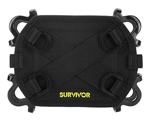 Griffin Universal Survivor Harness Kit mit Handschlaufe und Schultergurt für Tablets 9