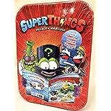 Libro del Coleccionista de Cómics Superthings