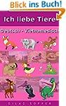 Ich liebe Tiere Deutsch - Vietnamesis...