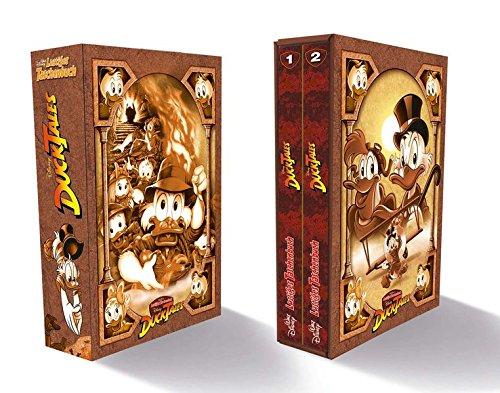 Lustiges Taschenbuch Ducktales Box (2 Bände im Schuber)