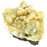 Green Apophyllite With Stillbite Cluster Weight - 327 gm Natural Gemstone preisvergleich bei billige-tabletten.eu