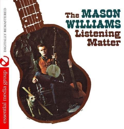 The Listening Matter (Digitally Remastered) (Mason Williams-cd)