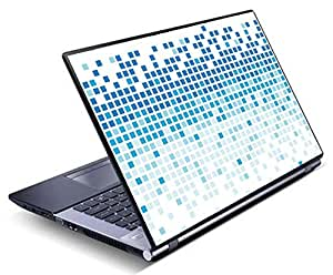 SPECTRA geomatric laptop skin compatible for 14.1 to 15.6 inches laptops
