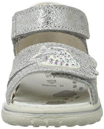 Lurchi Tinki, Chaussures Marche Bébé Fille Argenté