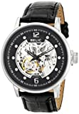 Relic Herren ZR77224 Stainless Steel Automatic Armbanduhr with Leather Band