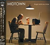 Songtexte von Midtown - Forget What You Know