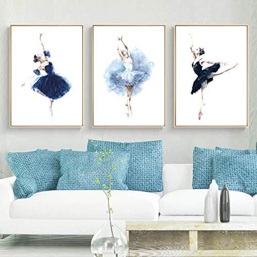 HLL Leinwandbild Dekorativer Leinwanddruck Moderne Dekoration Mit Modernem Minimalistischen Dekorationsbild Nordic Sofa Hintergrundbild Landhausbett
