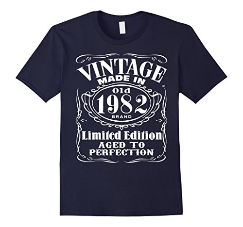 vintage-born-in-1982-35th-birthday-t-shirt-35-years-old-herren-grosse-xl-navy