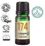 Naissance Huile Essentielle de Lemongrass Certifiée BIO (n° 174) - 10ml - 100% pure...