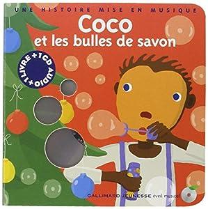 """Afficher """"Coco et les bulles de savon"""""""