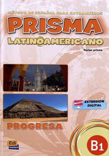 Prisma latinoamericano B1 -L. del alumno por Ruth Vázquez Fernández