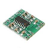 #4: KitsGuru 2 Channels 3W PAM8403 Class D Audio Amplifier Board 5V USB Power KG089