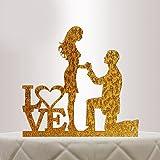 + + Caratteristiche: + questo set di cupcake topper è circa Diametro cuore circa 12.5cm/12,4cm di diametro, e il bastone è circa 13.5cm/13,5cm di lunghezza, 1pezzo di cuore torta topper, 4modelli è possibile scegliere quale ti piace + ...