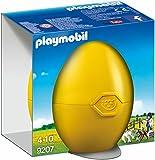 Playmobil Huevos-9207 Veterinaria con Ponis, (9207)