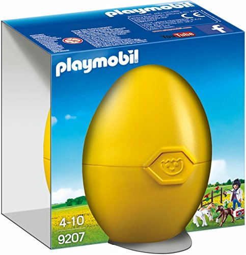 Playmobil 9207 Vet with Foals Gift Egg