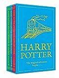 Harry Potter 1-3 Gift Set/3 Bde.: Contains: Philosopher's Stone / Chamber of Secrets / Prisoner of Azkaban (Harry Potter Boxset Vols 1-3)
