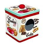 R2S 092CKIE Bo�te � Biscuits M�tal Mu...