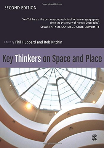 Key Thinkers on Space and Place by Phil Hubbard (Editor), Rob Kitchin (Editor) › Visit Amazon's Rob Kitchin Page search results for this author Rob Kitchin (Editor) (8-Dec-2010) Paperback