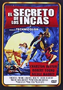 El Secreto De Los Incas (The Secret Of The Incas)