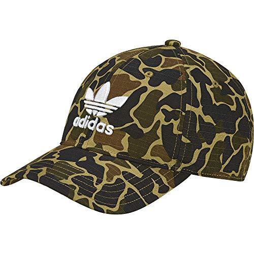 adidas Herren Camouflage Baseball Kappe, Dsahar, OSFM (Adidas Camo)
