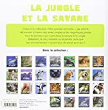 Image de Mon premier animalier : La jungle et la savane