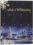 Lebkuchen und Schokoladen-Adventskalender exklusiv für Amazon, 1er Pack (1 x 400 g)