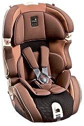 Kiwy 14103KW02B Child Car Seat Group 1/2/3with Isofix 9-36kg Moka