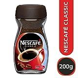 Nescafé Classic Coffee, 200g Glass Jar