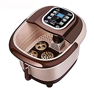XUAN Luxury Foot Bath Spa Automatic Heating Foot Bath Bubble Sterilization Massage