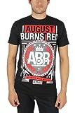 August Burns Red - Camiseta - Hombre de color Negro de talla Large - August Burns Red - Uomo Crown (Camiseta), Large, As Shown