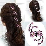 cuhair 10 Stück Frauen Mädchen Haarspange Haarnadeln Haarklammer Haarschmuck