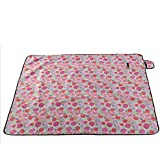 Estera de picnic impermeable al aire libre luz picnic manta portátil niño rastreo estera , 150cm x 180cm