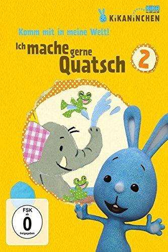 Kikaninchen - Ich mache gerne Quatsch (Kaninchen Tv)