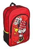 Undercover Zainetto per bambini, rosso (Multicolore) - 10110605