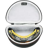 LTGEM pour DEWALT DPG82-11 Goggle Cas, Tailored Dur Stockage Carrying Bag avec Main Dragonne and Strong Zipper
