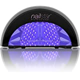 NailStar® Professional LED Nail Dryer Nail Lamp for Shellac and Gel Polish with 30sec, 60sec, 90sec and 30min Timers