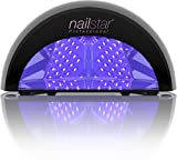 NailStar® Professional LED Nail Lamp Dryer for Gel Polish with 30sec, 60sec, 90sec