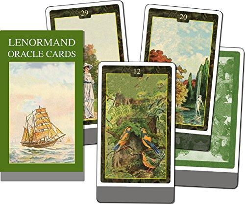 Lo Scarabeo - Karten: Lenormand Orakelkarten
